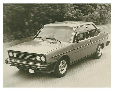 1978 Fiat Brava Automobile Photo Poster zch8694