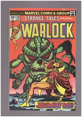 Strange Tales # 180 Starlin First Gamora !  Guardians grade 8.0  scarce book !