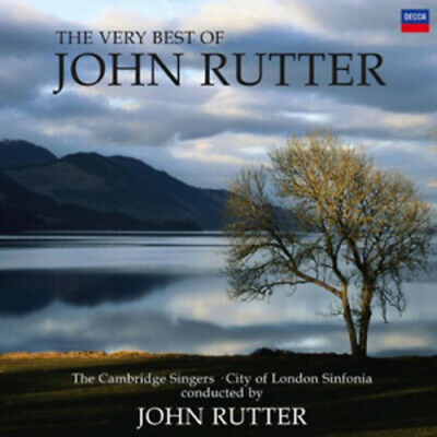 John Rutter : The Very Best of John Rutter CD (2011) ***NEW***