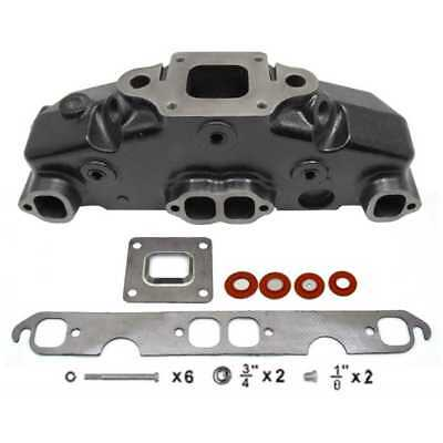MerCruiser 305 350 V8 Dry-Joint Marine Exhaust Manifold 865735A02 HGE 5735