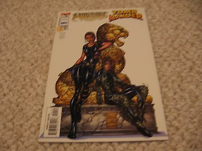 Witchblade Tomb Raider Special #1 NM 1998