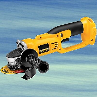Top DEWALT Small Angle Grinder 18V Cordless Cut-Off Tool Cutting Grinding #4005