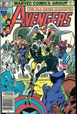 Marvel Comics Group The Avengers Lot Of 56 Issues Fine-Nm, Most Vf 1981-1986
