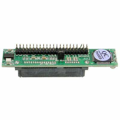 2.5'' Hdd Disco Duro 7+15 22 Pin Sata A Ide 44pin Converter Adapter for Laptop