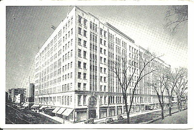 Vintage View of the T. Eaton Co. Limited Department Store in Montreal