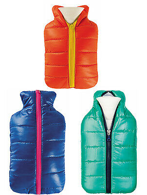 Fashy Padded Jacket Hot Water Bottle