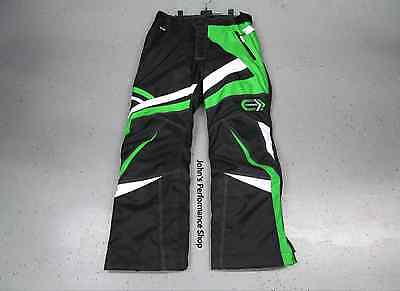 Choko Men's CFR Nylon Green Snowmobile Pants M L XL 2X 52PN500-