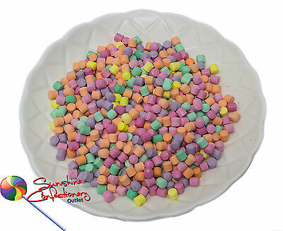 MINI FLORALS DROP LOLLIES  -  400g  -  WEDDING, PARTY CONFECTIONERY