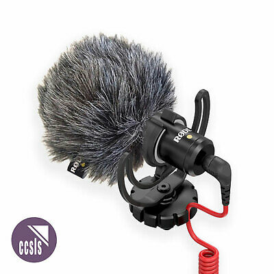 RODE VideoMicro COMPACT ON-CAMERA VIDEO MIC -  FREE EXPRESS POST
