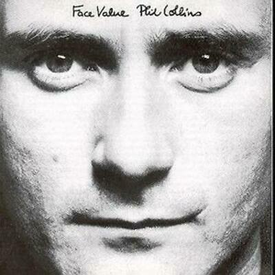 Phil Collins : Face Value CD (1983)
