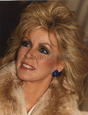 Donna Mills - Vintage 8x10 by Peter Warrack - Previously Unpublished