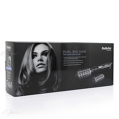 New BaByliss Dual Big Hair