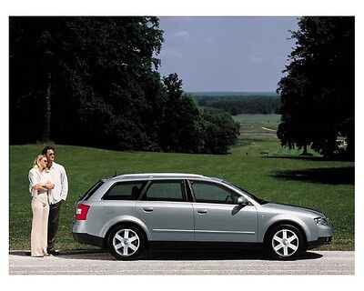 2003 Audi A4 Avant Automobile Photo Poster zch8838
