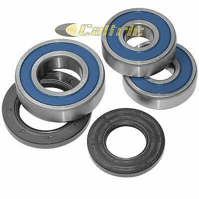 Rear Wheel Ball Bearings Seals Kit Fits KAWASAKI KZ1000 KZ 1000 1977-1983