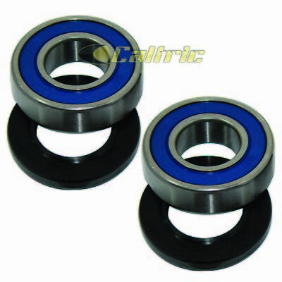 Rear Wheel Ball Bearings Seals Kit Fits KAWASAKI KDX220R 1997-2005