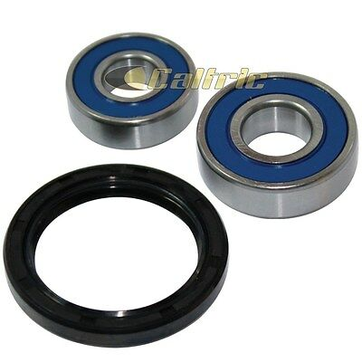 Front Wheel Ball Bearing and Seals Kit Fits KAWASAKI KL250 KLR250 1985-2005