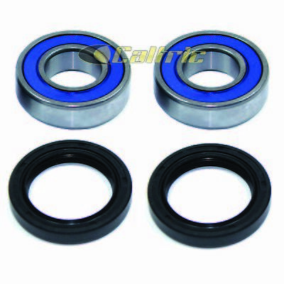 Front Wheel Ball Bearing Seal Kit Fits KAWASAKI VN1500N Vulcan 1500 Classic Fi
