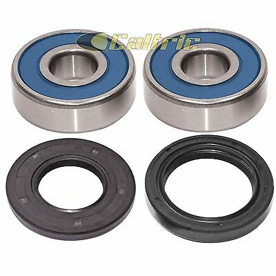 Front Wheel Ball Bearing and Seals Kit Fits KAWASAKI ZX1000 Ninja 1000R 1987