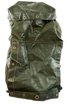 x2 Big OG Waterproof Kit Storage Bag Shoulder Strap Ex Military High Quality PVC
