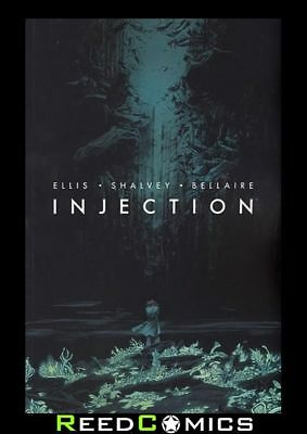 INJECTION VOLUME 1 GRAPHIC NOVEL New Paperback Collects Issues #1-5