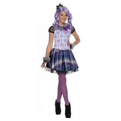 Kitty Cheshire Costume Ever After High Halloween Fancy Dress