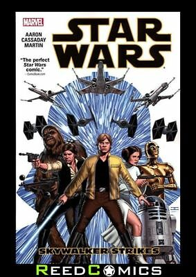 STAR WARS VOLUME 1 SKYWALKER STRIKES GRAPHIC NOVEL New Paperback Collects #1-6