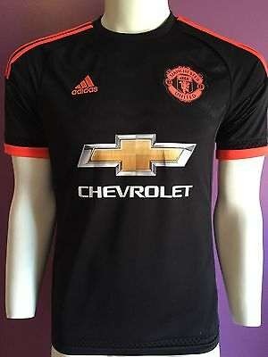 Manchester United FC Third Jersey 2015/2016 /Size S M /AC1445