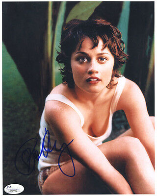 (SSG) ROBIN TUNNEY Signed 8X10 Color Photo with a JSA (James Spence) COA