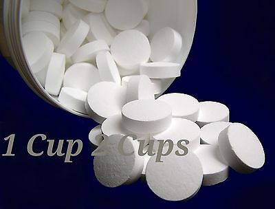 25 x Cleaning Tablets for ALL Krups includin  XP & EA Bean to Cup  - like XS3000