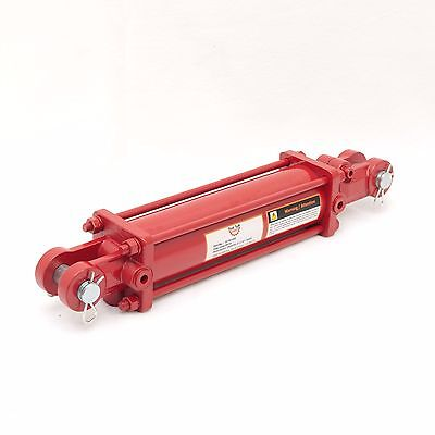 """Tie Rod Cylinder 3"""" x 10"""",  Hydraulic Double Acting, 3 IN Bore x 10 IN Stroke"""