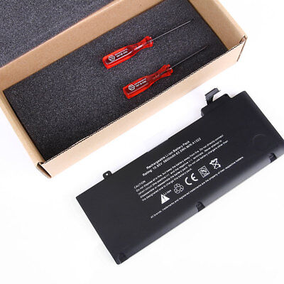 "Li-ion Battery A1322 for Apple MacBook Pro 13.3"" A1278 MC700 MC724 MD313L 10.95V"