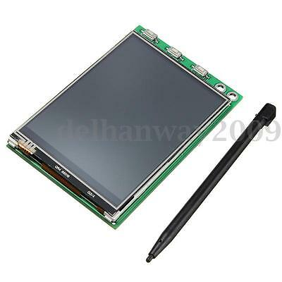 3.2'' LCD TFT Module Touch Screen Display Monitor For Raspberry Pi B+ B A+ Board