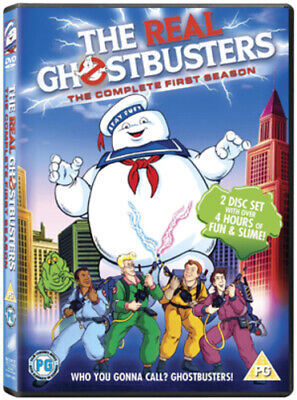 The Real Ghostbusters: Volume 1 DVD (2014) Jean Chalopin