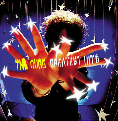 The Cure : Greatest Hits CD (2001) ***NEW***