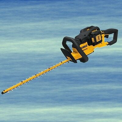 TOP DEWALT Cordless Hedge Trimmer 40V Lithium Ion 22 Inch Laser Cut Blades #4077