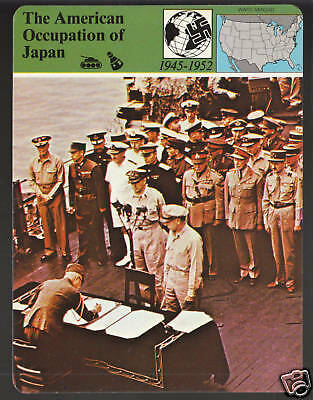 americas occupation of japan Revisiting america's occupation of japan laura hein department of history,  northwestern university this essay surveys and evaluates the last decade of.