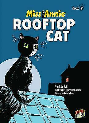 Miss Annie: Rooftop Cat, New, Flore Balthazar, Frank Le Gal Book