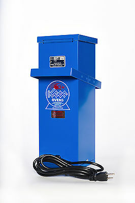 Keen K-10 Portable Welding Rod Oven - 10 lbs. Capacity - Made in USA