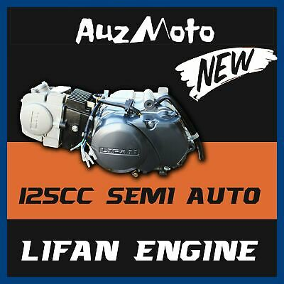Semi Auto 125cc Lifan Engine Motor for Honda Z50 Z50R Gorilla Monkey Bike Trail