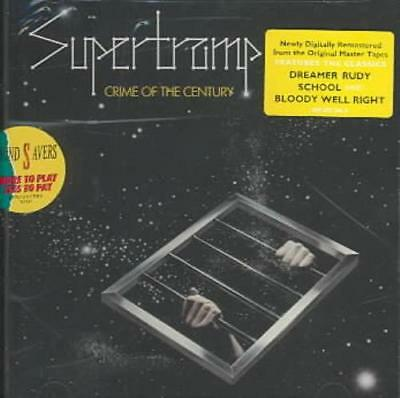 Supertramp - Crime Of The Century [Remaster] New Cd