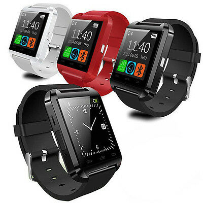 Reloj Inteligente Con Bluetooth Smart Watch Camara Remota Para Telefono Movil