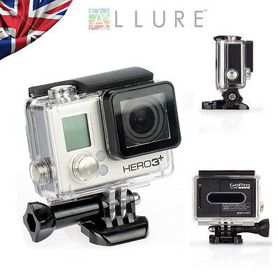 Underwater Waterproof Housing Case Gopro HD Hero 3 3+ 4 New improved design
