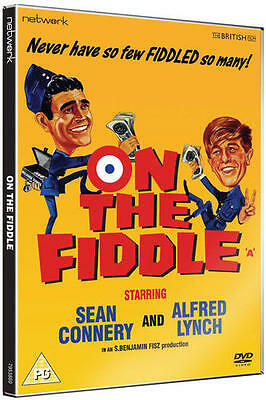 On the Fiddle [DVD]
