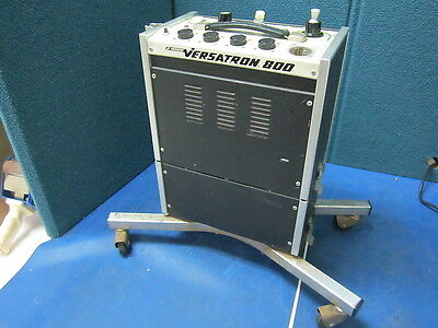 Photogenic Versatron 800 800W Power Supply AG-20 w/ 800W Secondary Booster AG-21