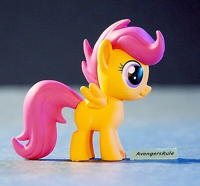 My Little Pony Vinyl Figures Funko Mystery Minis Series 3 Scootaloo