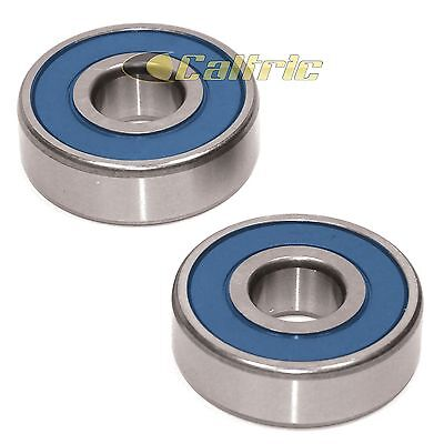 Front Wheel Ball Bearings Fits SUZUKI GS700E GS700ES 1985