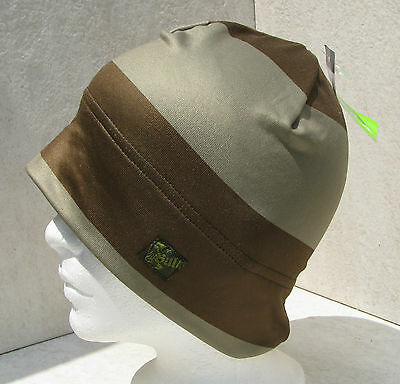 Bula Taupe/mocha Fitted Under Helmet Beanie Hat