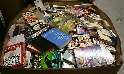 1 Pallet Of ~800 Unsearched Used Books (Perfect For FBA) Wholesale