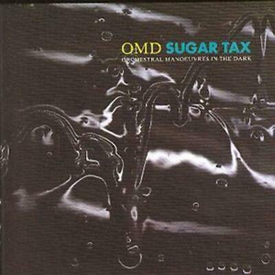 OMD : Sugar Tax CD (1991) ***NEW*** Value Guaranteed from eBay's biggest seller!