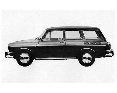 1965 Volkswagen Automobile Photo Poster zca2679